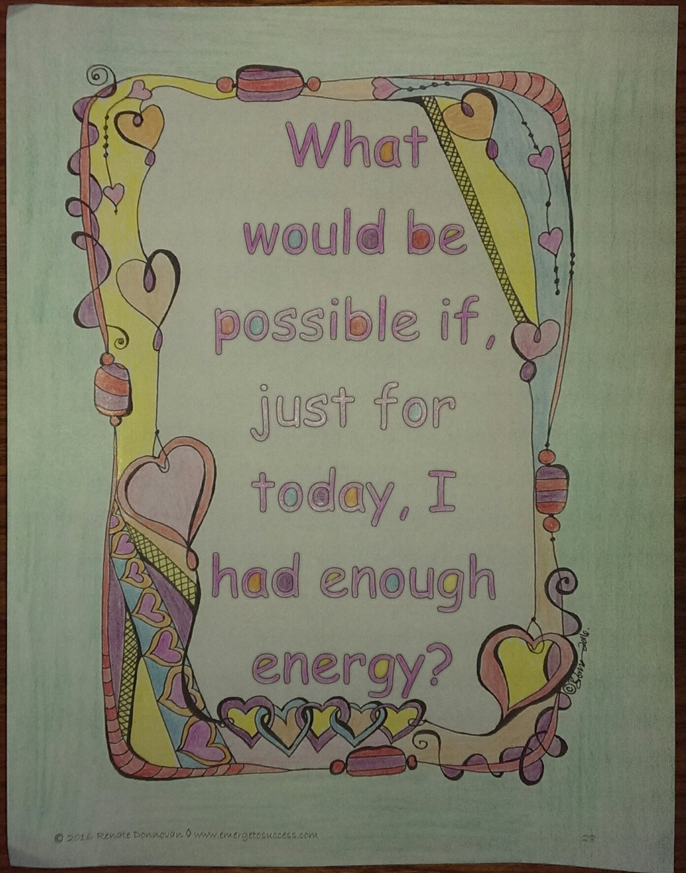 possibility-energy