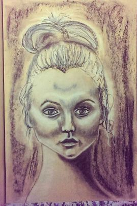 first-charcoal-portrait-2017-paint-your-heart-and-soul