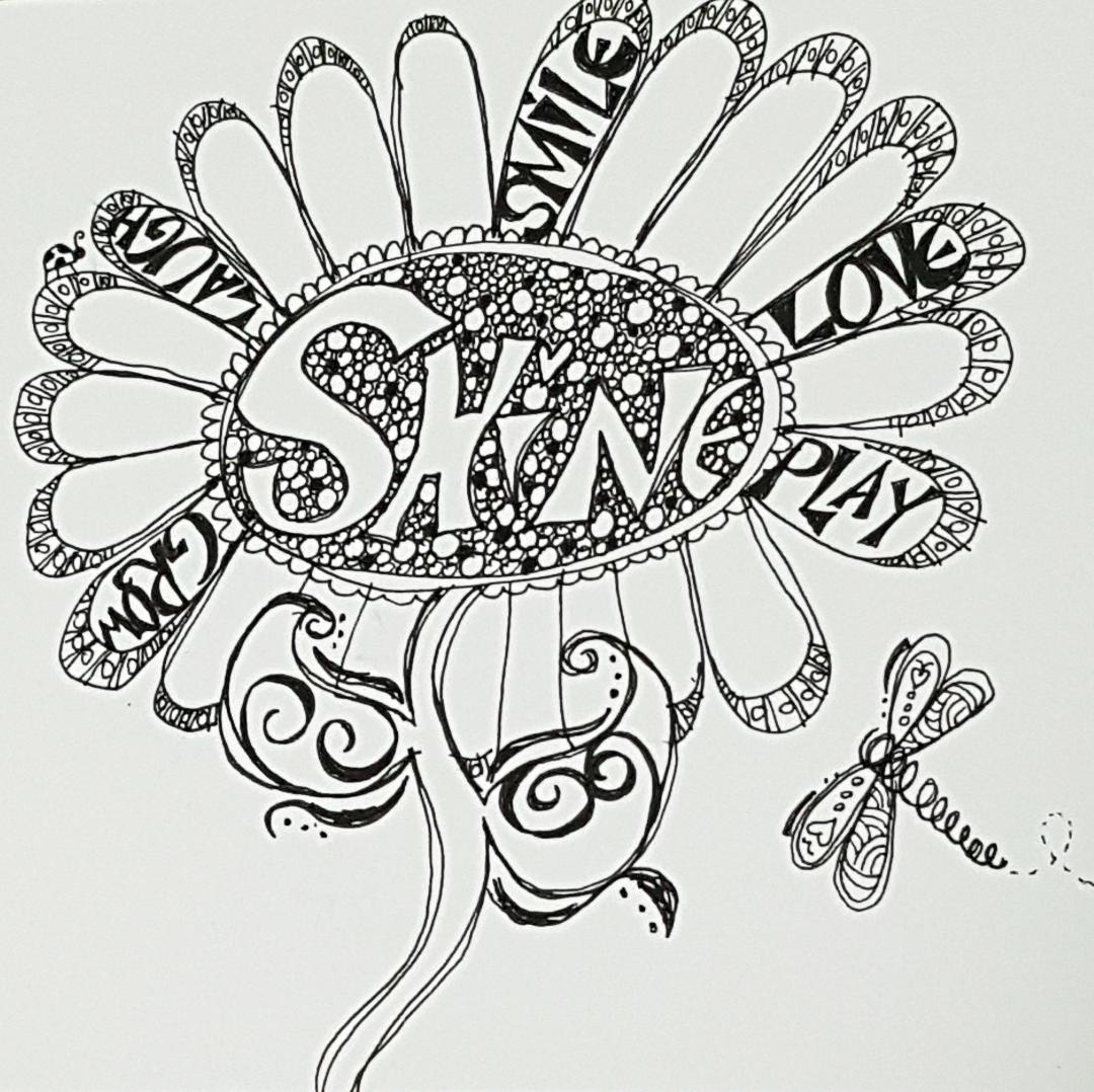 shine doodle